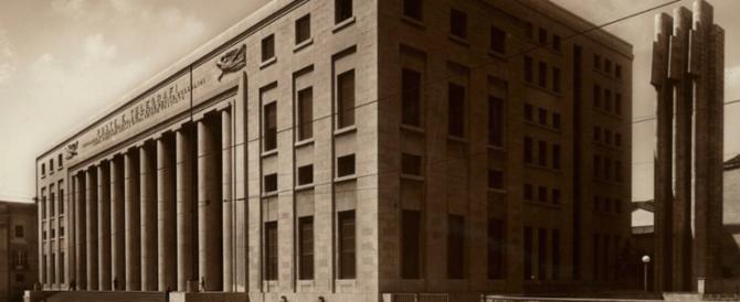 """Il """"fascistissimo"""" Palazzo delle Poste di Palermo apre le porte ai cittadini"""