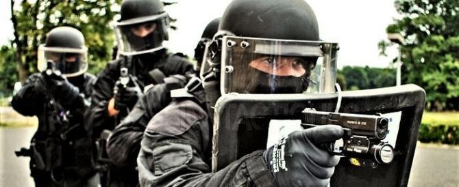 Ecco le addestratissime forze d'élite francesi antiterrorismo (video)