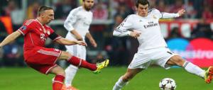 """Real Madrid-Bayern, quando l'arbitro """"segna"""" i gol della vittoria (video)"""
