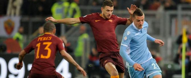 Roma-Lazio: gol, rigori e veleni. Tutti gli episodi del derby show (video)