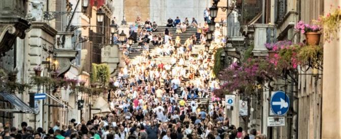 """Tre milioni di """"fantasmi"""" a Roma: è rischio terrorismo, arriva la task force"""