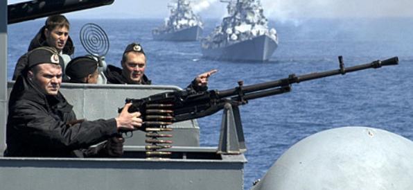 Tensione tra Washington e Mosca: fregata russa diretta verso le navi Usa