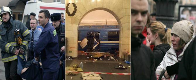 Strage di San Pietroburgo, fermati sei migranti originari dell'Asia centrale