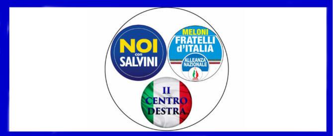 Palermo, FdI e Noi con Salvini presentano il simbolo della lista unitaria