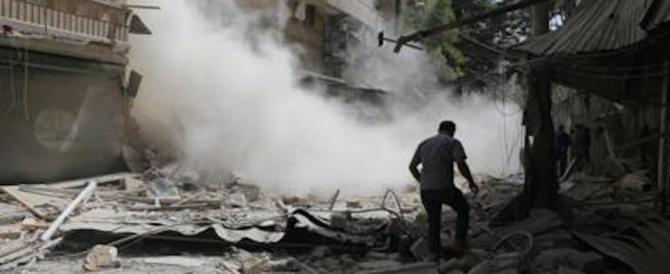 """La """"Cnn"""" rivela: «Trump sta preparando un attacco militare in Siria»"""