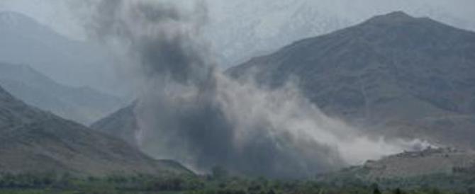 La superbomba ha ucciso 36 militanti dell'Isis e distrutto bunker e munizioni