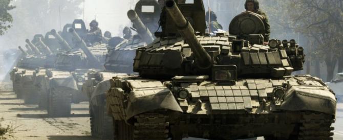 Nordcorea, anche la Russia sposta uomini e mezzi verso il confine (video)