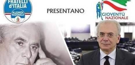 """FdI ricorda Pinuccio e Salvatore Tatarella: """"La destra pugliese al governo"""""""