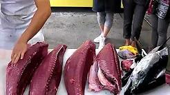L'arte del sashimi in Giappone: ecco come si sfiletta il tonno (video)