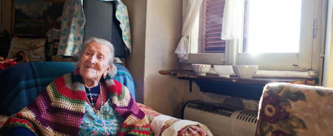 Verbania: è morta a 117 anni Emma, la donna più vecchia del mondo