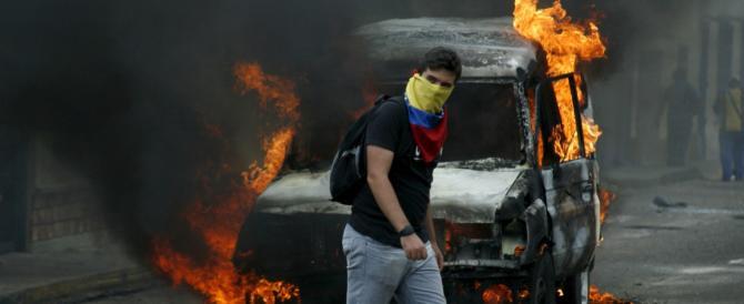 Venezuela, si estende la protesta: anche i chavisti contro Maduro
