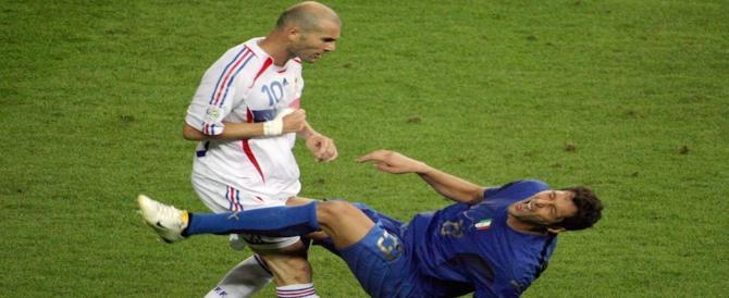 """Zidane: """"Non votate Marine Le Pen"""". Un'altra testata da cartellino rosso"""
