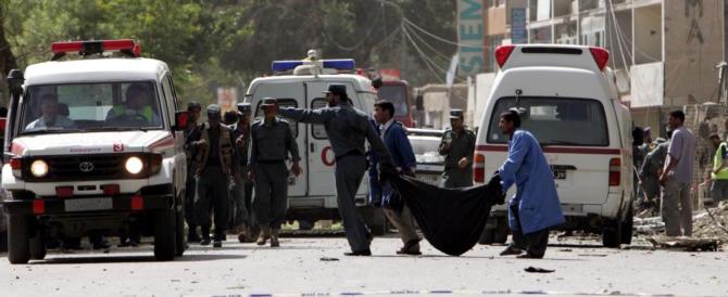 Afghanistan, non si ferma l'offensiva dei Talebani, raffica di stragi
