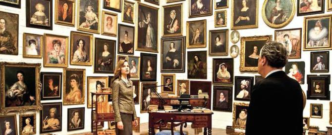 Ok alla libera circolazione delle opere d'arte: ma il governo favorirà i mercanti