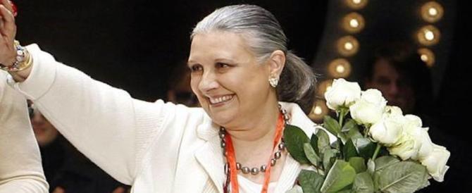 """Giorgia Meloni: """"Addio a Laura Biagiotti, volto del genio creativo italiano"""""""