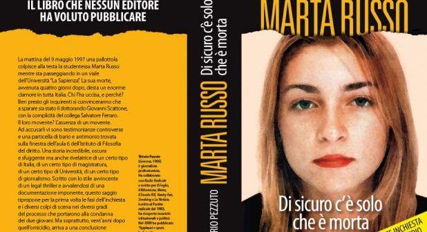 Marta Russo vent'anni dopo: caso chiuso? Un libro dimostra il contrario