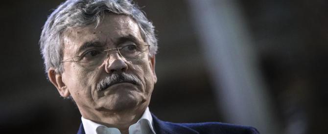 D'Alema al veleno: «Renzi dei valori di sinistra ha solo lo stalinismo» (video)