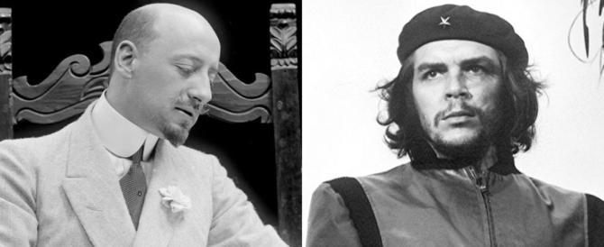 Guerri: fuori dal Vittoriale vendevano le t-shirt del Duce, ho aggiunto Che Guevara