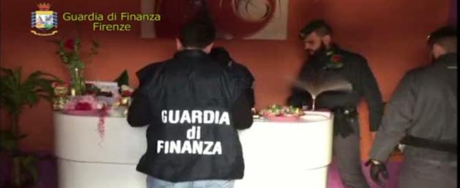Firenze, Gdf scopre un centro massaggi a luci rosse: arrestato un cinese