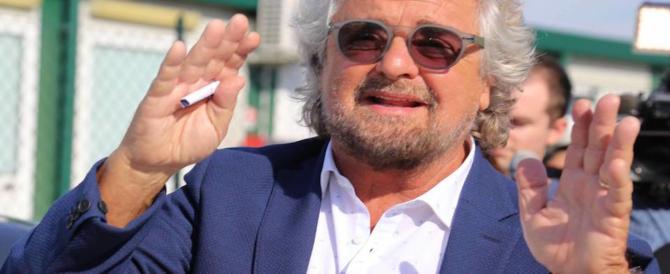 """""""Tedesco"""", Grillo è confuso: «Nessuno ci capisce niente, anzi no sarete soddisfatti»"""