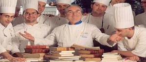 "Cannes incorona il re degli chef ""Gualtiero Marchesi. The Great Italian"""