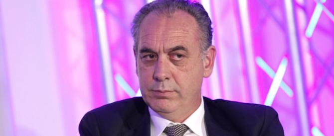 Ong, «Un pasdaran inadatto al Csm»: FdI chiede le dimissioni di Legnini