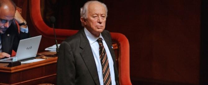 «Era un vero servitore dello Stato»: Franco Mugnai ricorda Luigi Ramponi