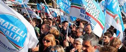 Cresce Fratelli d'Italia in Sicilia: si presenta con suoi candidati ovunque