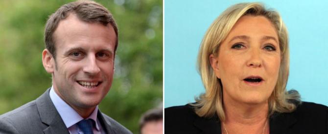 Macron uomo dei banchieri, il popolo è con la Le Pen: duello tv ad alta tensione