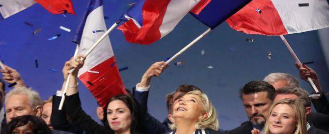 Le Pen vs Macron: «Siamo Davide contro Golia: una divina sorpresa è possibile» (video)