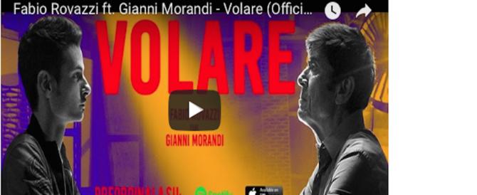 """Fabio Rovazzi """"rapisce"""" Gianni Morandi per il nuovo singolo (VIDEO)"""