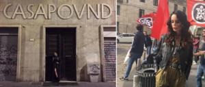 """CasaPound: """"Dov'è lo scandalo? Se vuole Nina Moric si candiderà con noi"""""""