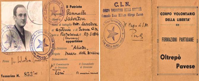 Al funerale di Almirante c'era anche un ex partigiano rosso: mio padre