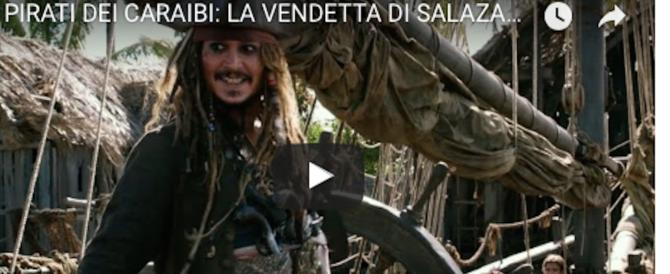 """Anche la Disney sotto attacco hacker: rubato il nuovo """"Pirata dei Caraibi"""""""