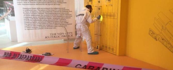 Scandalo a Pompei: furto agli scavi durante l'orario di apertura al pubblico