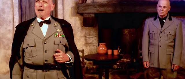 Al Salone Margherita gli ultimi giorni del Duce nel dramma firmato Pingitore