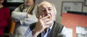 """È morto Valentino Parlato, comunista controcorrente e storico direttore del """"Manifesto"""""""