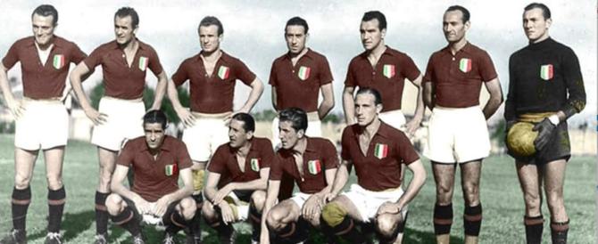 4 maggio, la leggenda del Grande Torino commuove ancora (video)
