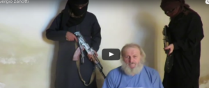 Su Youtube un nuovo video con Sergio Zanotti, l'italiano rapito in Siria: nuove speranze (VIDEO)