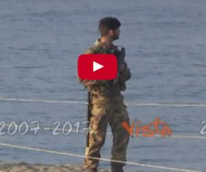 Al via tra incontri, timori e galà il G7: ecco Taormina come non si è mai vista (2 VIDEO)