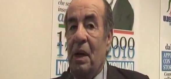 È morto Antonio Cantalamessa. Il figlio: papà ha raggiunto Almirante