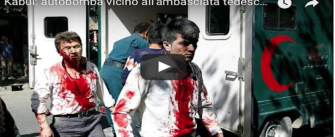 Autobomba esplode nel centro di Kabul: 80 morti e 350 feriti. Per ora (VIDEO)