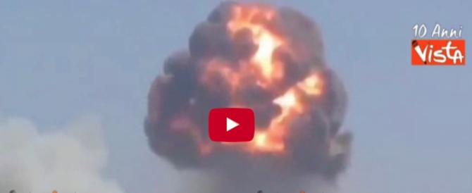 Ecco le prime immagini della strage di Kabul costata la vita a 80 civili (2 VIDEO)