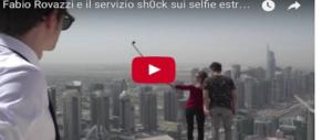 """Selfie estremi, video choc alle """"Iene"""", Rovazzi: """"Così si muore da dementi"""""""