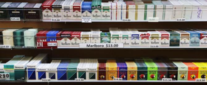Le sigarette light più dannose di quelle normali. Lo scienziato: «Vanno vietate»