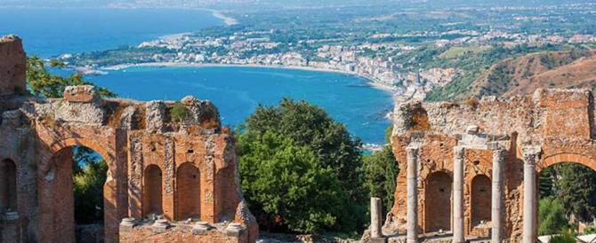 Minaccia Isis sul G7, Taormina blindata: scuole chiuse, vietato gettare l'immondizia