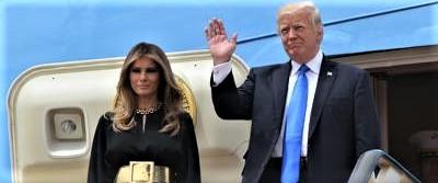 """Trump agli arabi: """"Annientiamo insieme i terroristi, loro sono il male"""""""