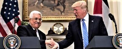 """Trump fiducioso: """"La pace in Medio Oriente è possibile, tutti la vogliono"""""""