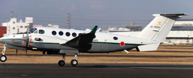 Scompare in volo un aereo delle Forze di autodifesa giapponesi