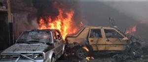 L'Isis colpisce anche in Siria: a Homs 4 morti, a Damasco strage sfiorata